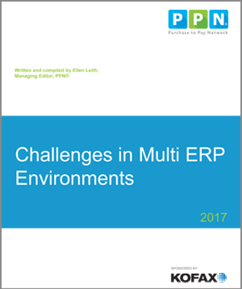 Challenges in Multi ERP Environments web 2