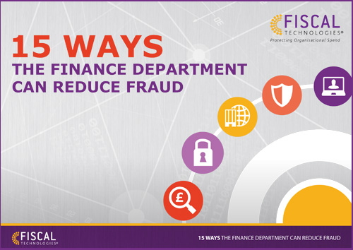 15 Ways To Reduce Fraud UK 2019 cover