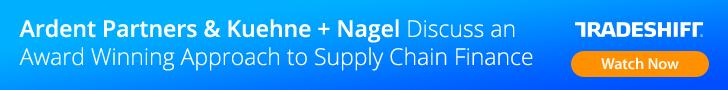 Tradeshift Ardent Partners & Kuehne + Nagel