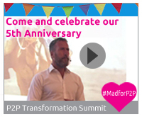 p2p summit tile ad five years on video 200x165 web