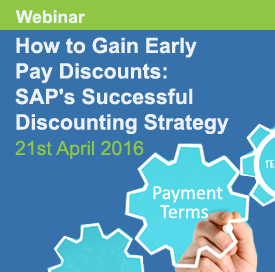 sap discounting webinar